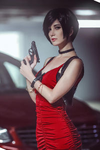 Ada Wong from Resident Evil 2 Remake
