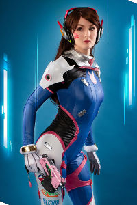 D.Va from Overwatch
