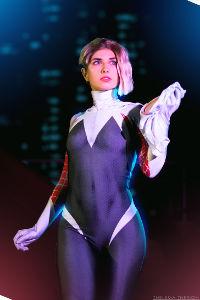 Spider Gwen from Spider-Man