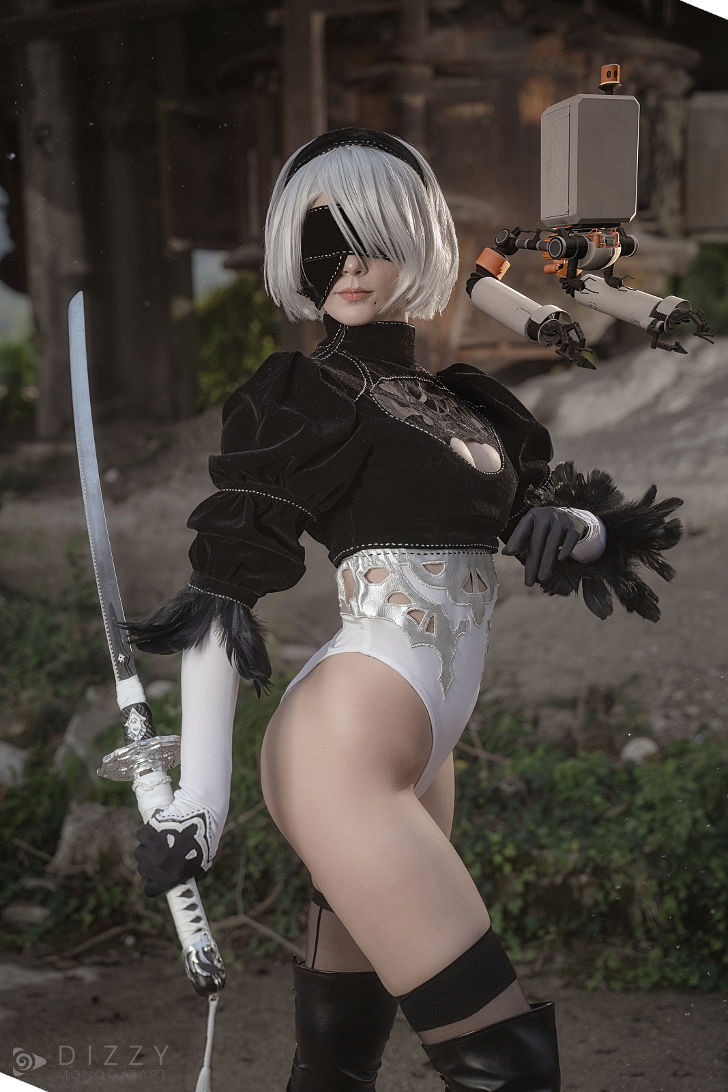 2B from NieR: Automata