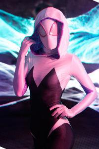 Spider Gwen from Spider-Man: Into the Spider-Verse