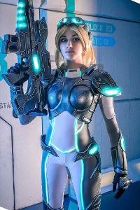 Nova from Starcraft 2