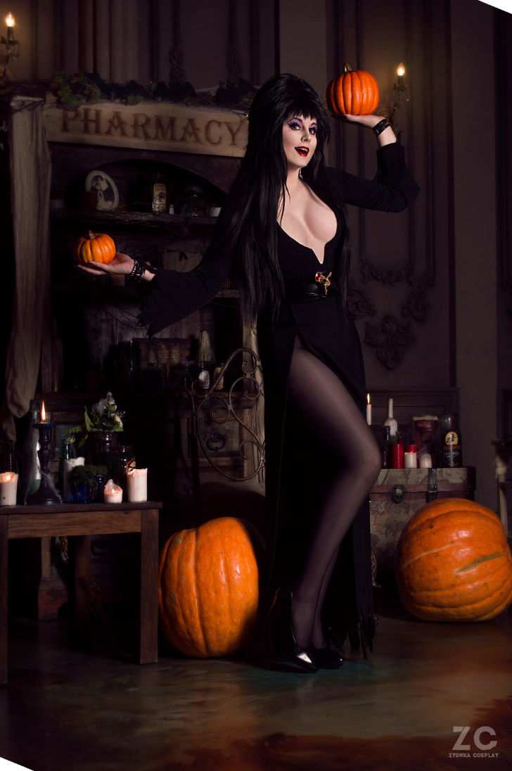 Elvira from Elvira Mistress of the Dark