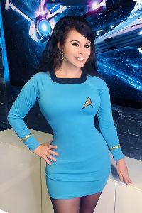 Science Officer from Star Trek: TOS