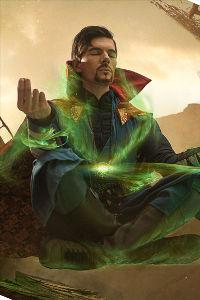 Doctor Strange from Avengers: Infinity War
