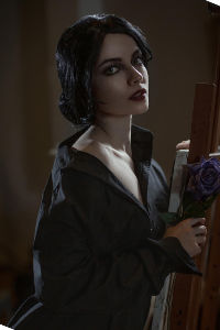 Iris Von Everec from The Witcher 3: Hearts of Stone