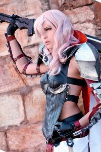 Lightning Savior from Final Fantasy XIII