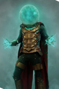 Mysterio from Spider-Man