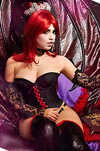 Succubus from Castlevania: Symphony of the Night