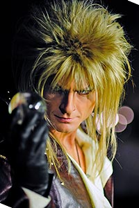 Jareth the Goblin King from Labyrinth