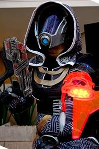 Tali'Zorah Vas Normandy from Mass Effect