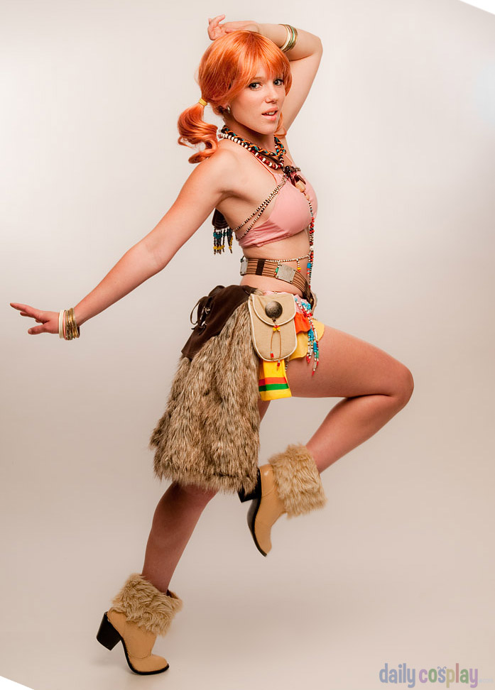 Oerba dia vanille from final fantasy xiii daily cosplay oerba dia vanille from final fantasy xiii voltagebd Image collections