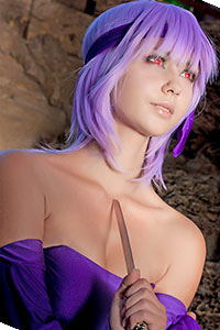Ayane from Dead or Alive