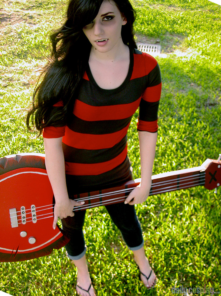 Marceline The Vampire Queen From Adventure Time With Finn