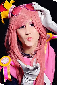 Amy Superstar from Grand Chase