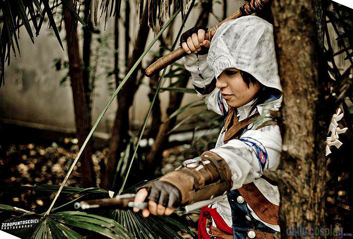 ratonhnhaketon assassins creed 3 - photo #31