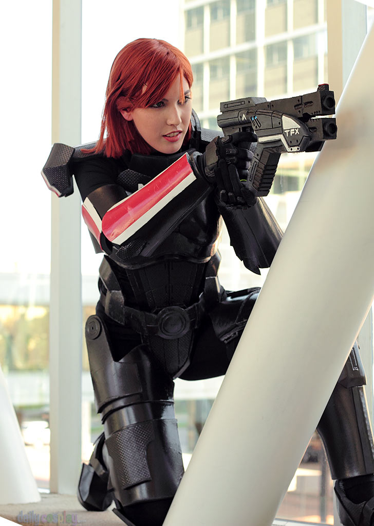 Female Commander Shepard From Mass Effect 3 Sc 1 St Daily Cosplay .com