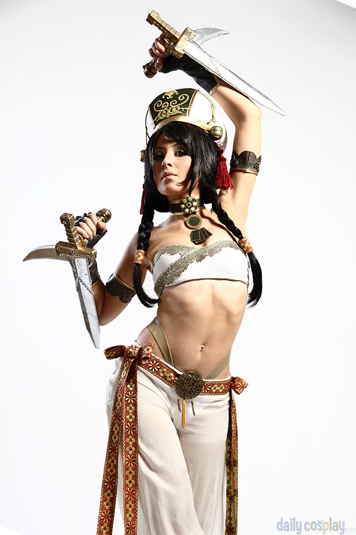 Talim From Soulcalibur