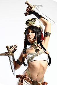 Talim from Soul Calibur