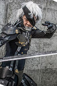 Raiden from Metal Gear Rising: Revengeance