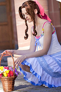 Aerith Gainsborough from Crisis Core: Final Fantasy VII
