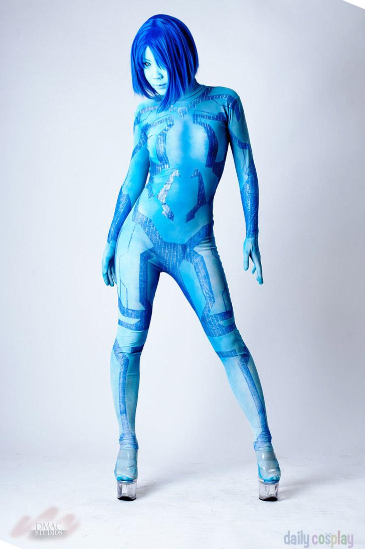 cosplay 4 Cortana halo