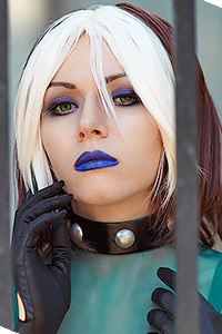 Rogue from X-Men: Evolution
