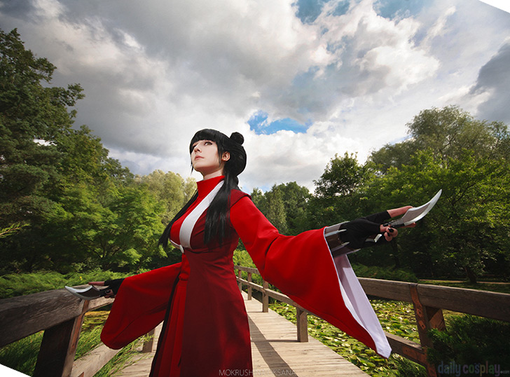Mai from Avatar: The Last Airbender - Daily Cosplay  com