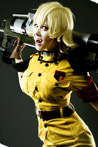Seras Victoria from Hellsing: Ultimate