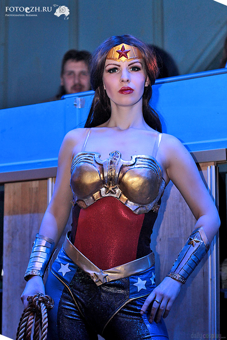Injustice Gods Among us Cosplay Injustice Gods Among us