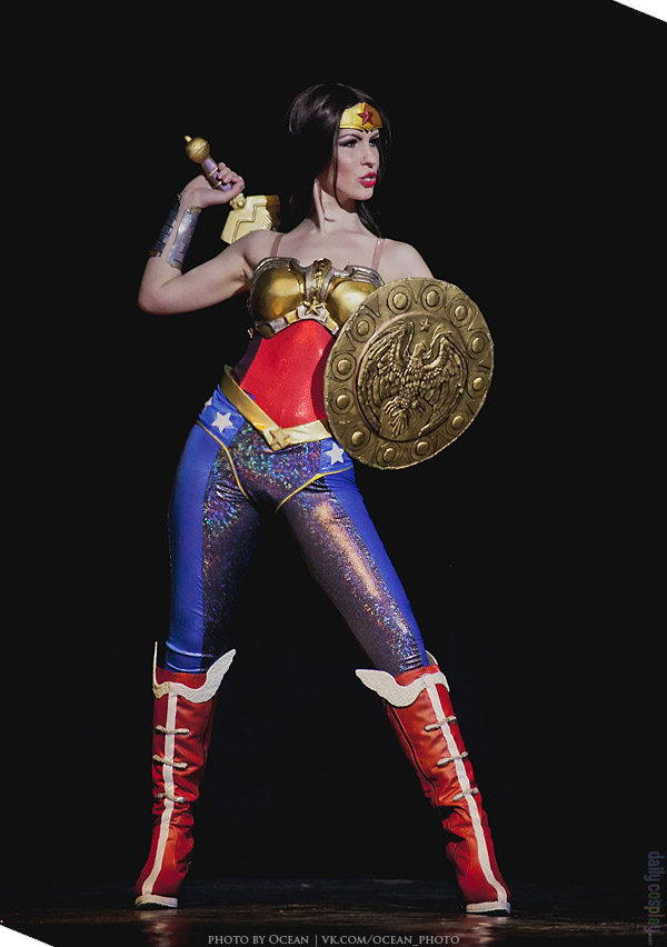Wonder Woman from Injustice: Gods Among Us - Daily Cosplay ...