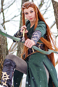 Tauriel from The Hobbit: The Desolation of Smaug