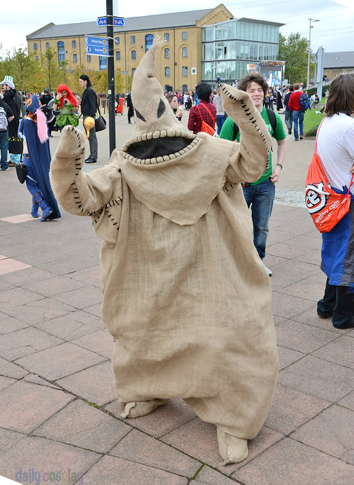 Oogie Boogie Cosplay Oogie Boogie From The