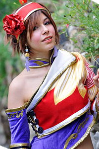 Sun Shang Xiang from Dynasty Warriors 7