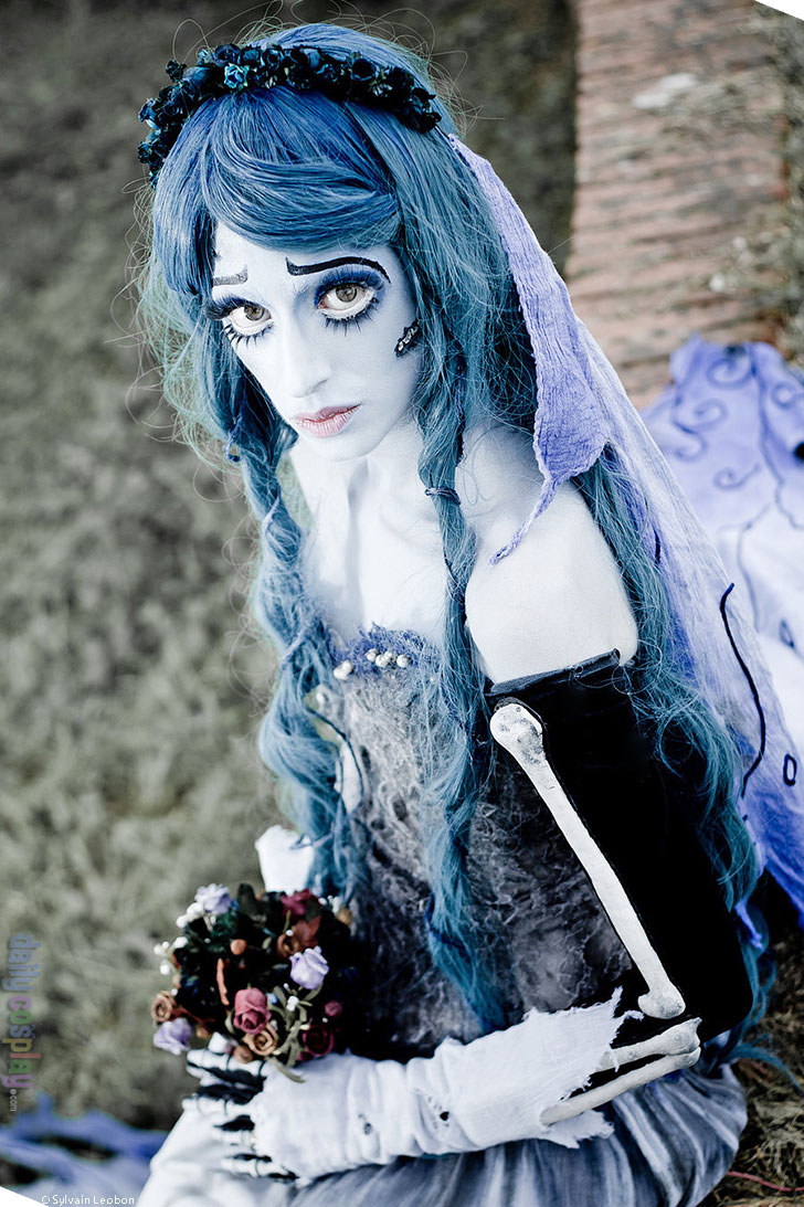 Gallery For gt Corpse Bride Emily Cosplay