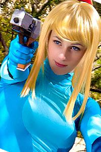 Samus Aran from Metroid: Zero Mission / Super Smash Bros. Brawl