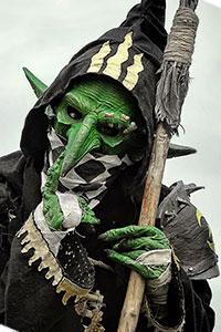 Night Goblins Band from Warhammer Fantasy Battles