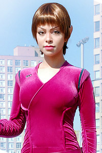 T'Pol from Enterprise