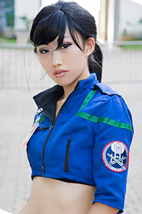 Empress Hoshi Sato from Enterprise, Mirror Universe