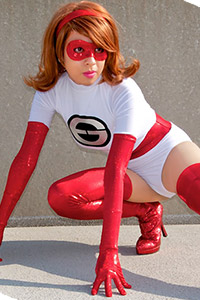 Elastigirl / Helen Parr from The Incredibles