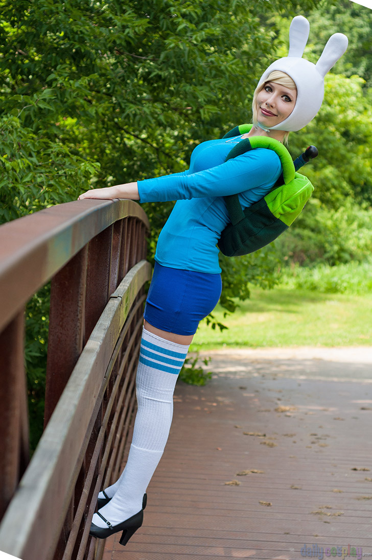 Fionna the Human from Adventure Time  sc 1 st  Daily Cosplay .com : adventure time costume fiona  - Germanpascual.Com