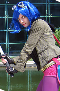 Ramona Flowers from Scott Pilgrim Vs. The World