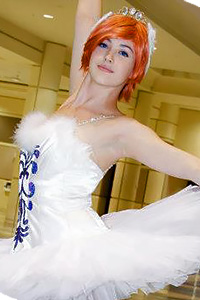 Princess Tutu from Princess Tutu