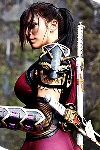 Taki from Soul Calibur IV