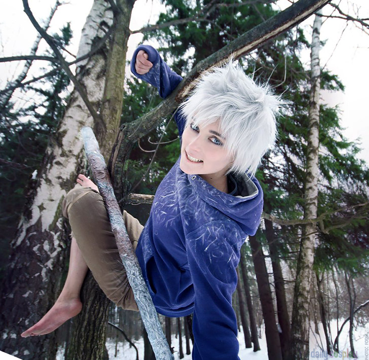 Gallery For > Rise Of The Guardians Jack Frost Cosplay Rise Of The Guardians Cosplay