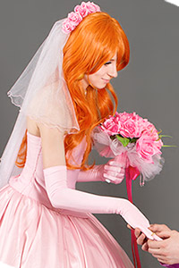 Lina Inverse & Gourry Gabriev Wedding Version from The Slayers