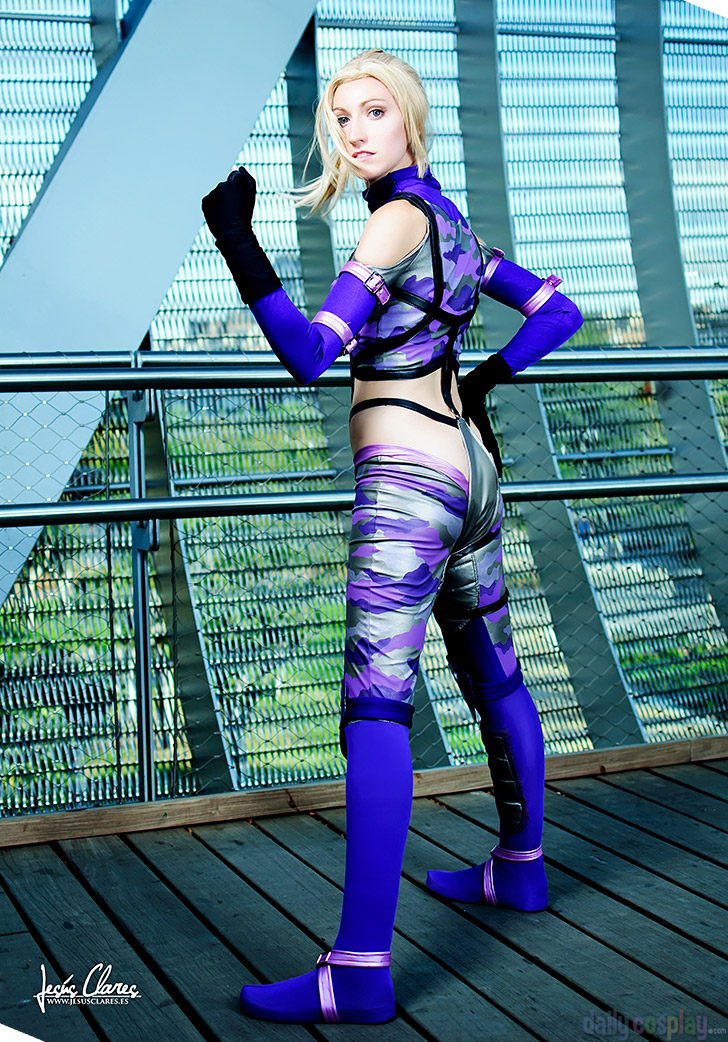 Nina Williams from Tekken Tag Tournament 2 - Daily Cosplay ...