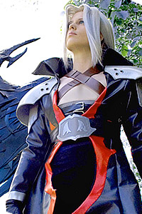 Sephiroth from Kingdom Hearts