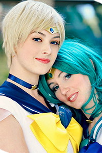 Sailor Uranus / Haruka Tenoh from Sailor Moon