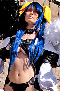 Dizzy from Guilty Gear